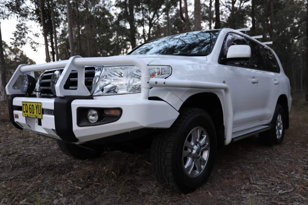 My 2010 Toyota 200 Series Landcruiser Gxl The Toy Shop